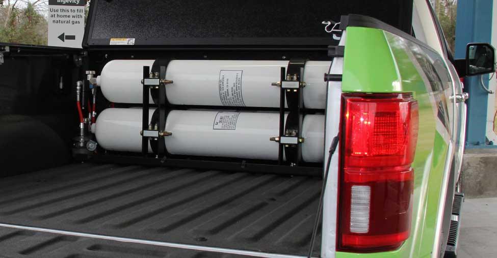 GNV stocké par adsorption : La solution pour rouler au gaz naturel ?
