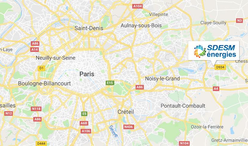 Seine et Marne : un appel d'offres pour une nouvelle station GNV