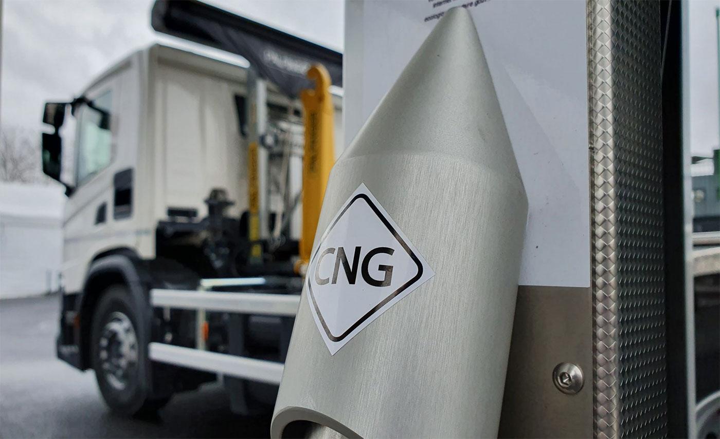 Stations GNV : un appel à partenariats lancé en Région Hauts-de-France