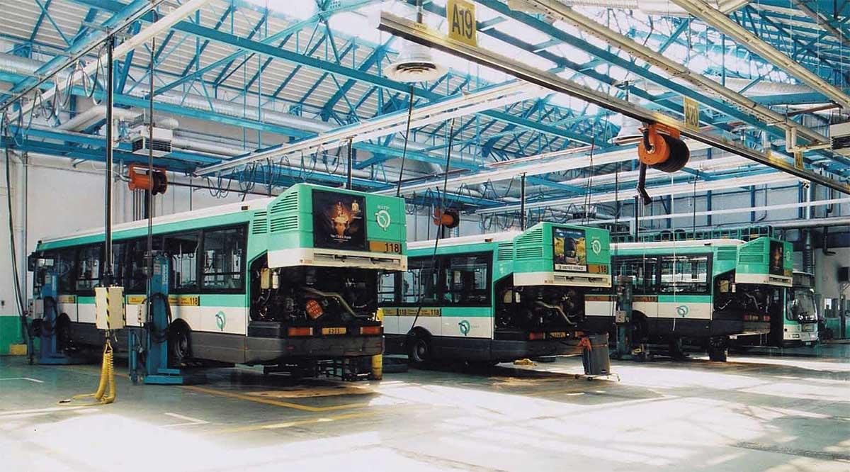 Maintenance et entretien des véhicules GNV : un guide dédié aux ateliers