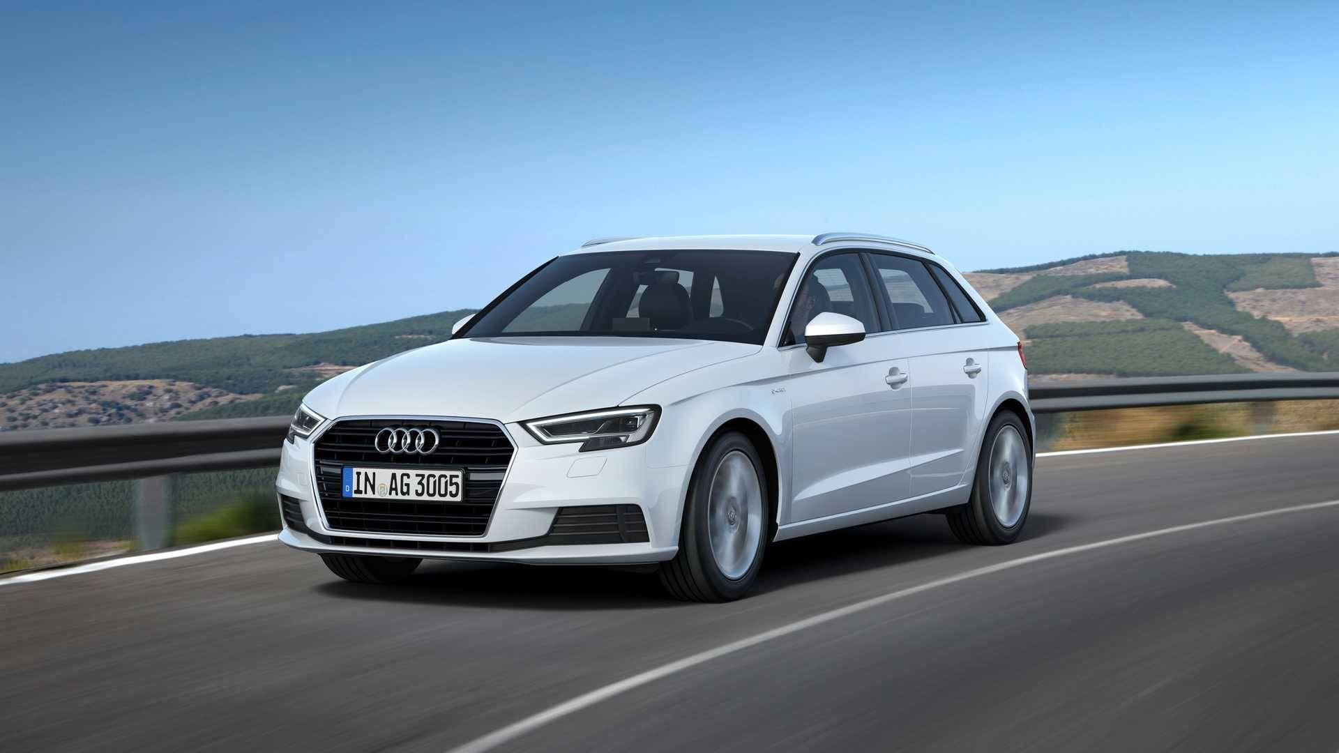 Voiture GNV : la nouvelle Audi A3 g-tron révélée