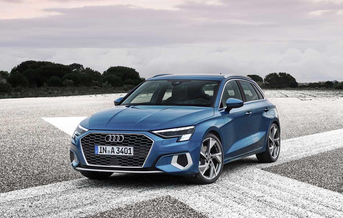 Nouvelle Audi A3 g-tron : la compacte premium GNV en détails