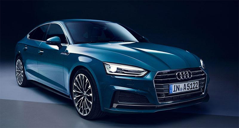 Voiture GNV : l'Audi A5 Sportback g-tron officiellement dévoilée