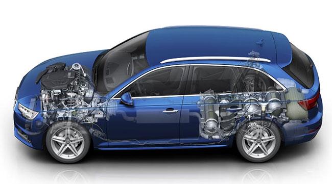 Audi acc�l�re sur la production de gaz naturel de synth�se