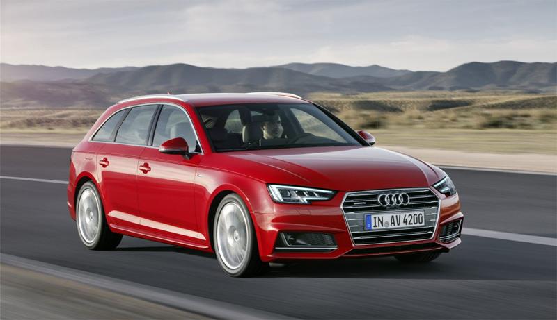 Audi compl�te sa gamme GNV avec la A4 Avant g-tron