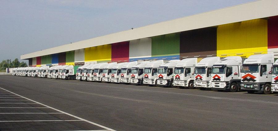 Italie : des camions au GNL pour Autamarocchi