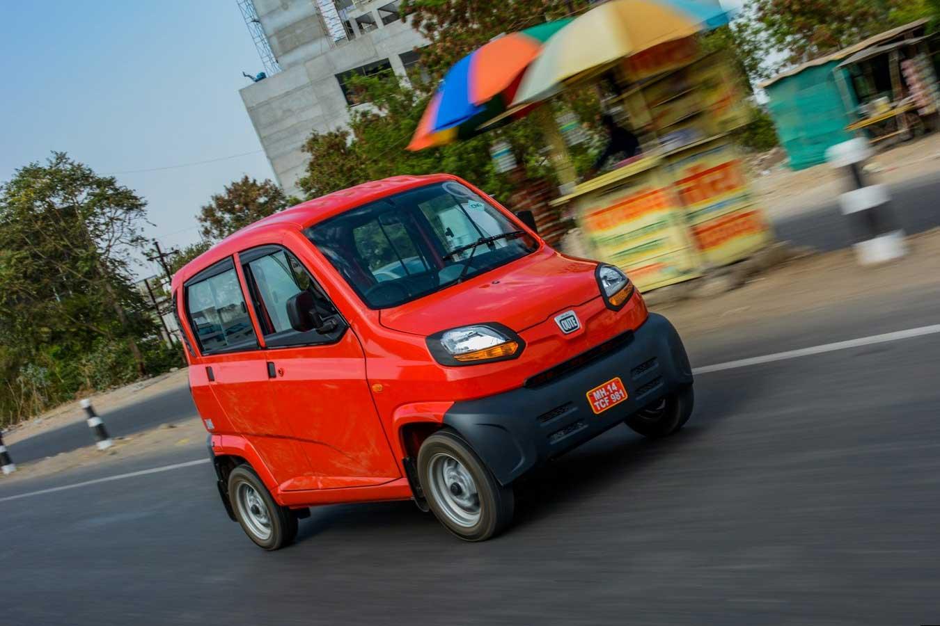 Avec UberXS, le VTC au GNV débarque en Inde