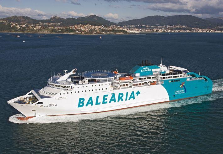 Bale�ria valide la construction de deux navires GNL