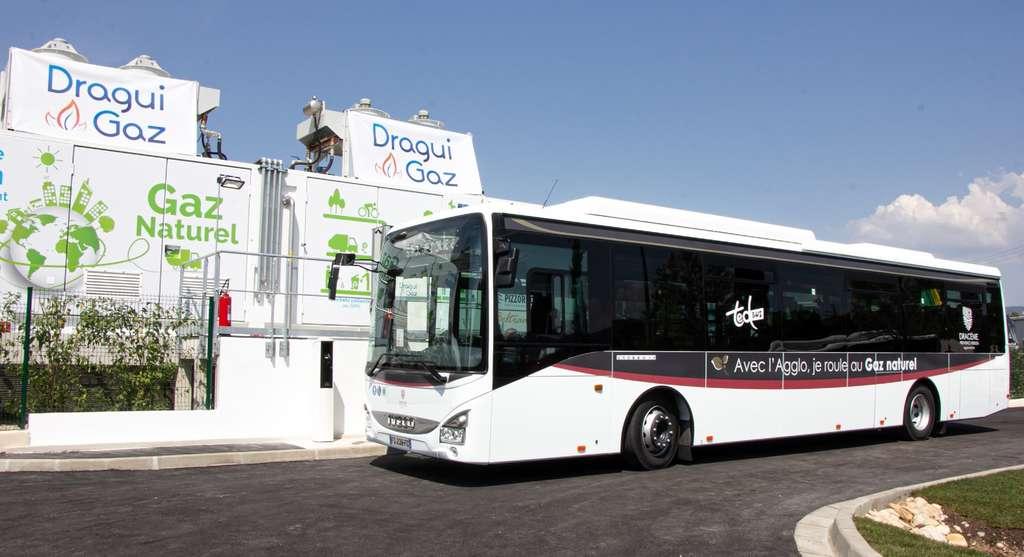 Autocar : en Région Sud, Beltrame explique son choix du GNV