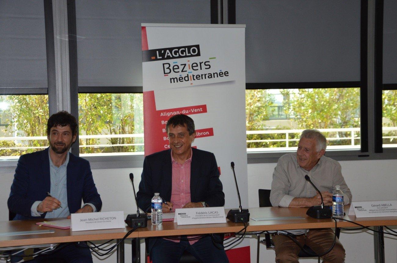 Herault : Béziers s'engage pour la mobilité au gaz naturel