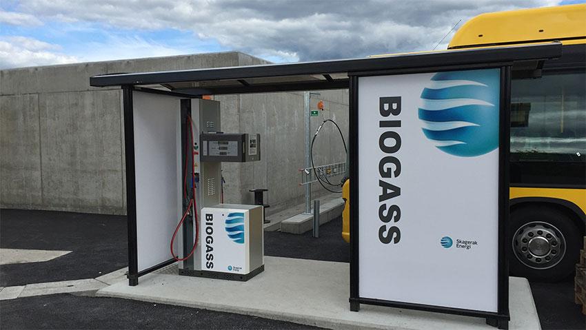 Air Liquide intègre le marché du bioGNV en Norvège