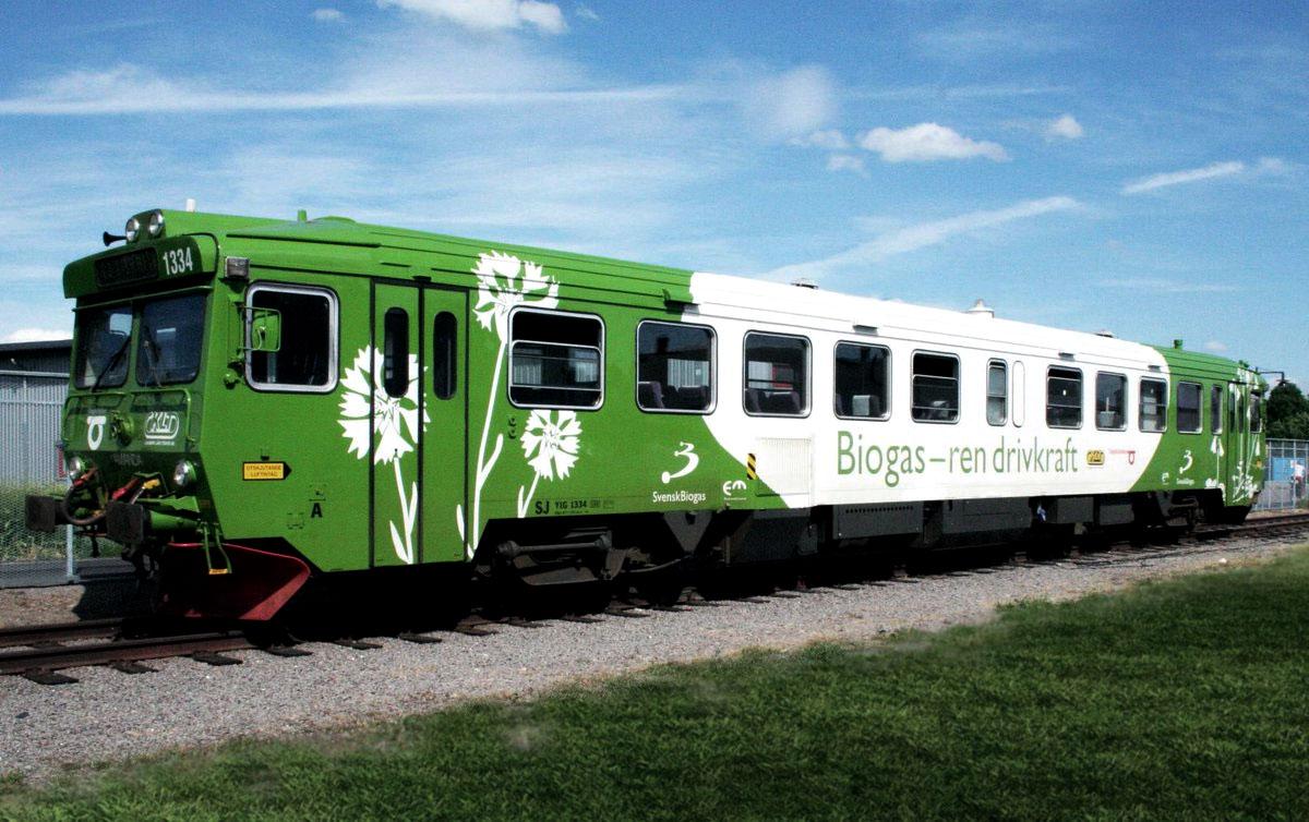 Ferroviaire : GRDF pousse le GNV comme alternative au diesel