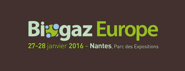 Le GNV et le bioGNV parmi les thématiques du salon Biogaz Europe
