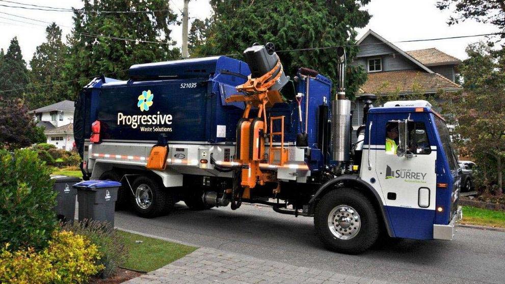 Canada – Surrey veut alimenter ses bennes � ordures au biogaz