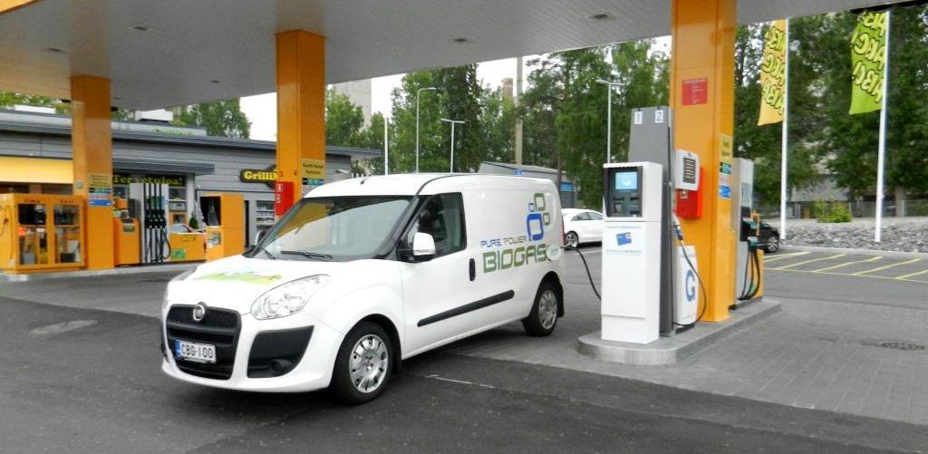 Finlande � Le biogaz poursuit sa progression dans les transports