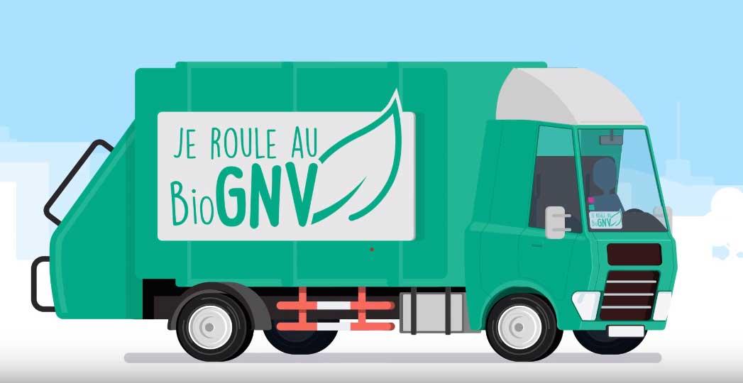 GRTgaz confirme l'essor du GNV et de la méthanisation