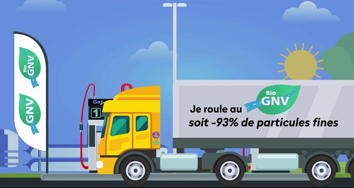 Mobilité bioGNV : un nouvel appel à projets lancé en Nouvelle Aquitaine