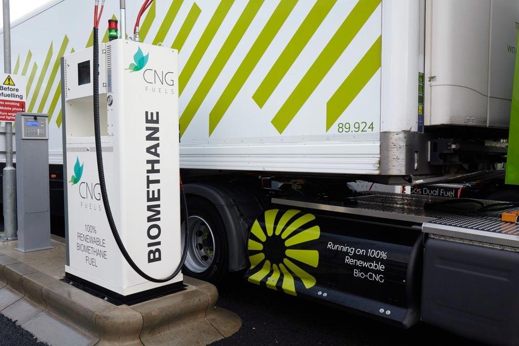 Le biogaz représente 17 % de la consommation de GNV en Europe
