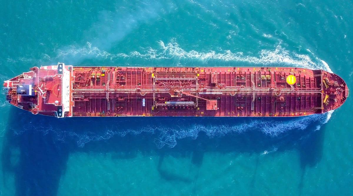 Un partenariat pour des cargos à pile à combustible GNL