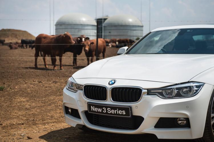 Du biogaz pour BMW en Afrique du Sud