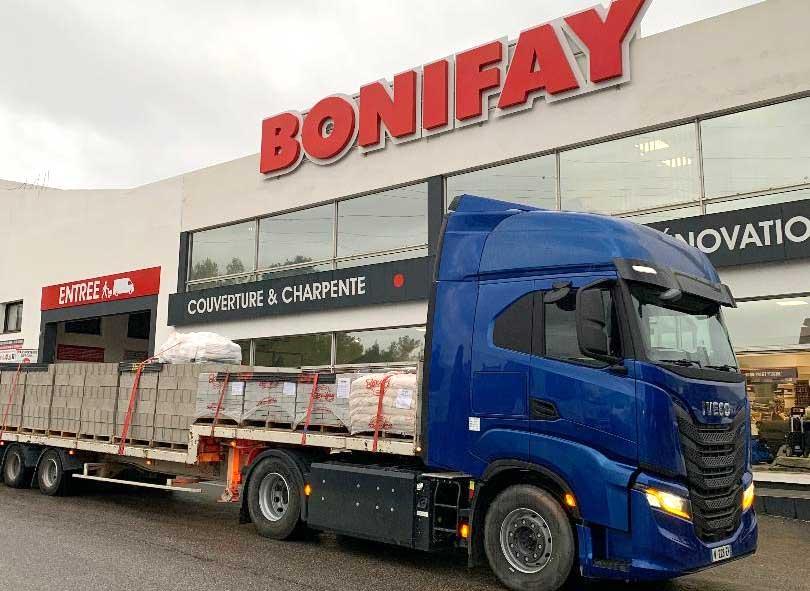 Spécialiste de la construction, Bonifay mise sur le GNV pour convertir sa flotte