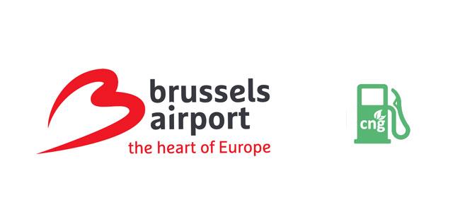 Une flotte de 40 v�hicules GNV pour l�a�roport de Bruxelles