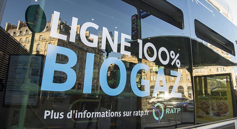 Les bus biogaz bientôt obligatoires en centre-ville ?