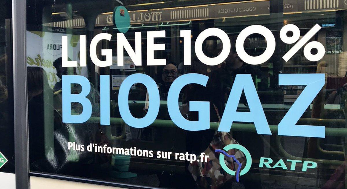 Ile-de-France : près de 600 nouveaux bus GNV pour la grande couronne