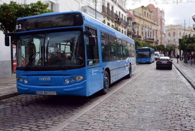 Espagne : la ville de Jerez mise sur le bus au gaz naturel