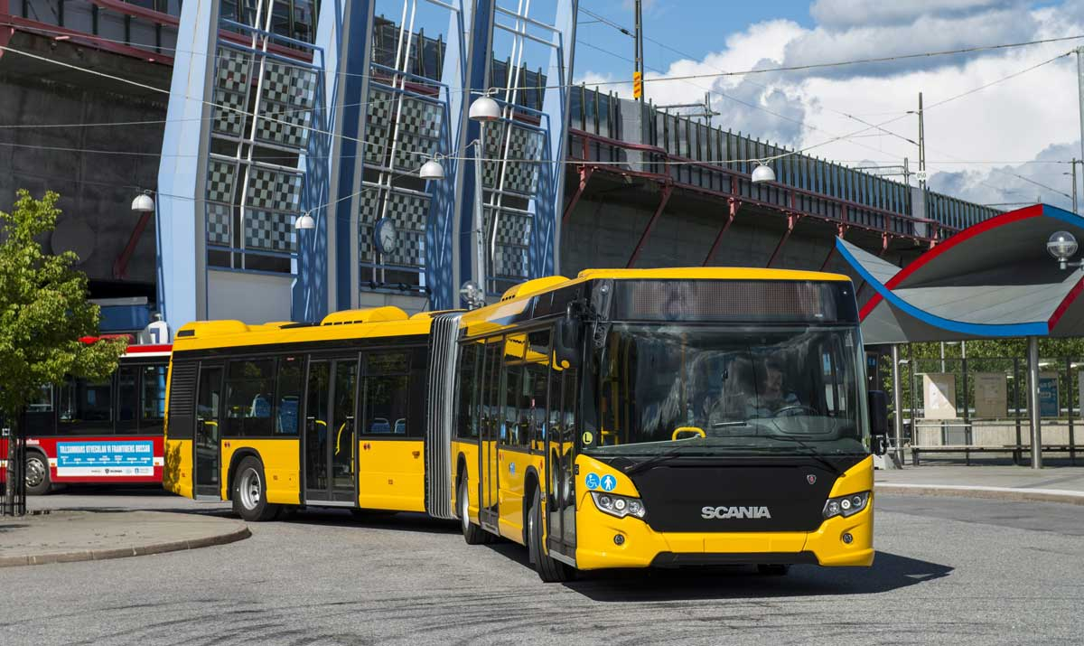 Bus GNV : Lille choisit l'offre gaz de Scania