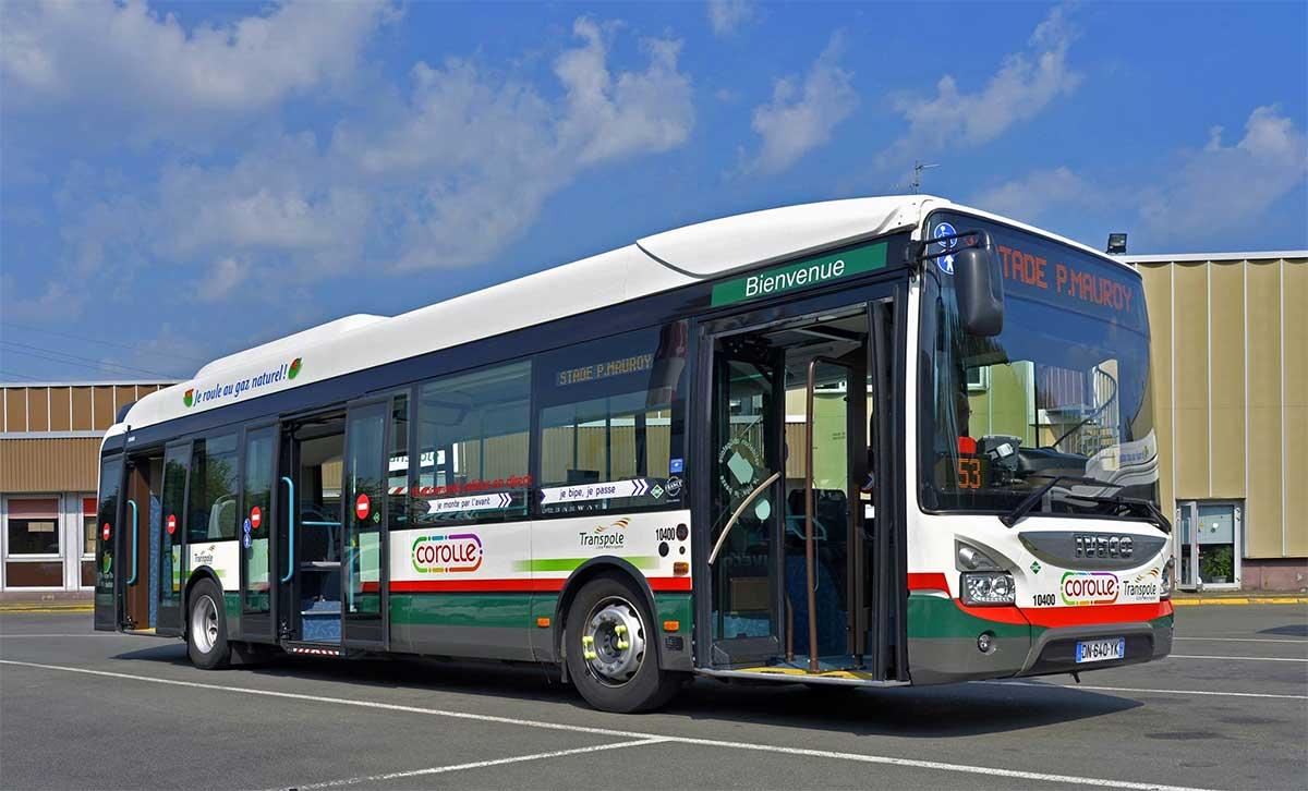 Les clés de la mobilité : 5 villes distinguées pour leurs bus GNV