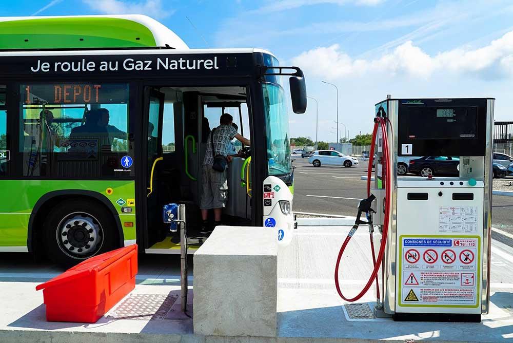 Stations GNV : Proviridis se positionne aussi sur le bus et l'autocar