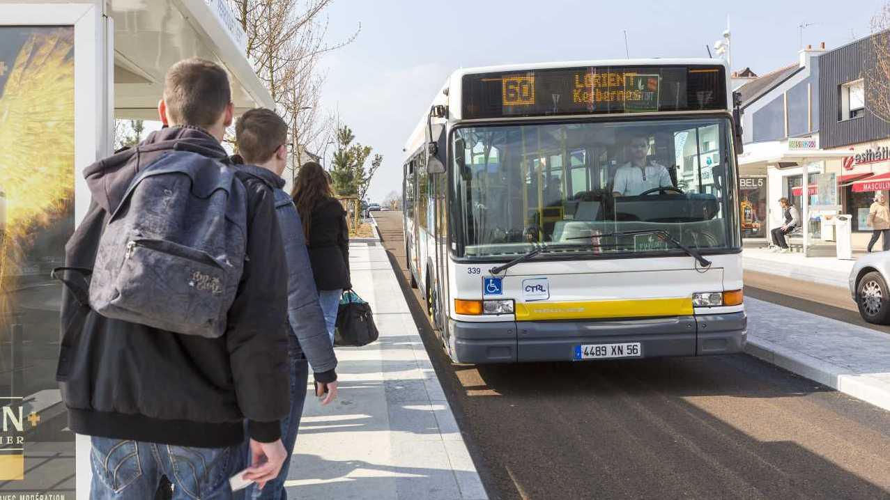 Lorient mise sur le GNV pour renouveler ses bus