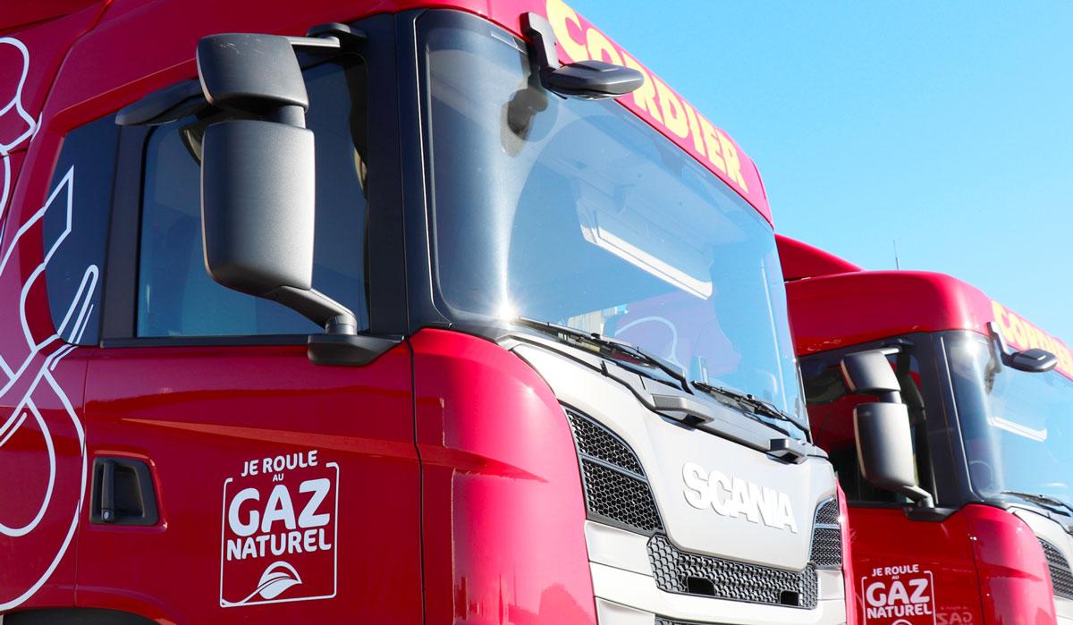 Transport : la Task Force sur la transition énergétique croit aux vertus du biogaz
