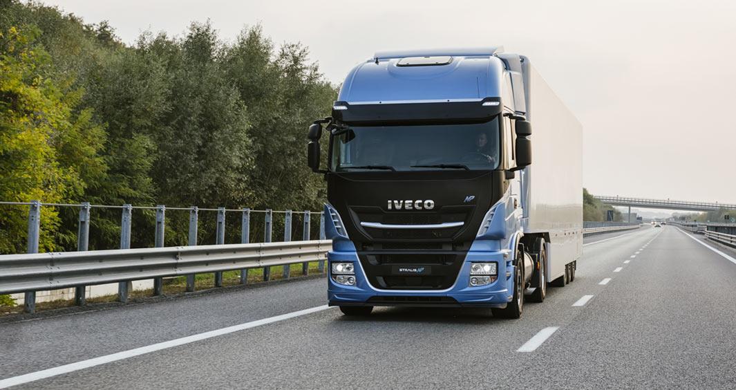 Les camions GNV dispensés d'écotaxe sur les autoroutes allemandes