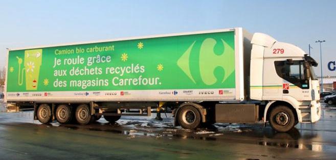 Camions GNV � L�aide � l�investissement adopt�e par la loi de finances 2016