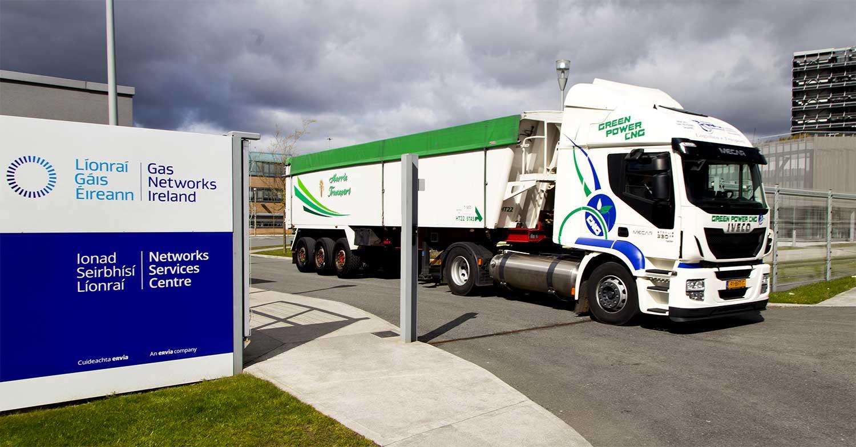 Causeway : un projet pour lancer le GNV en Irlande
