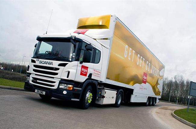 Camions GNV � Le CENEX lance un outil d�aide � la d�cision pour les transporteurs