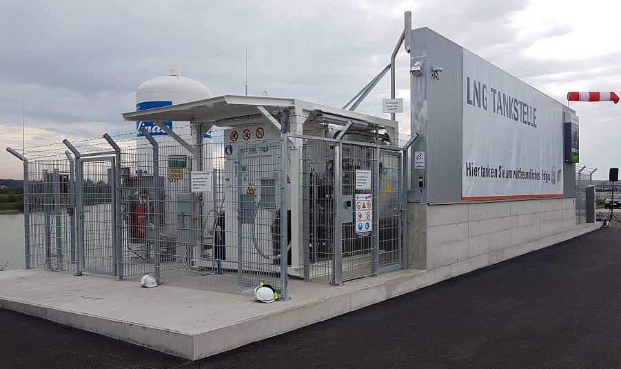 Chart Ferox construit la première station GNL de Croatie