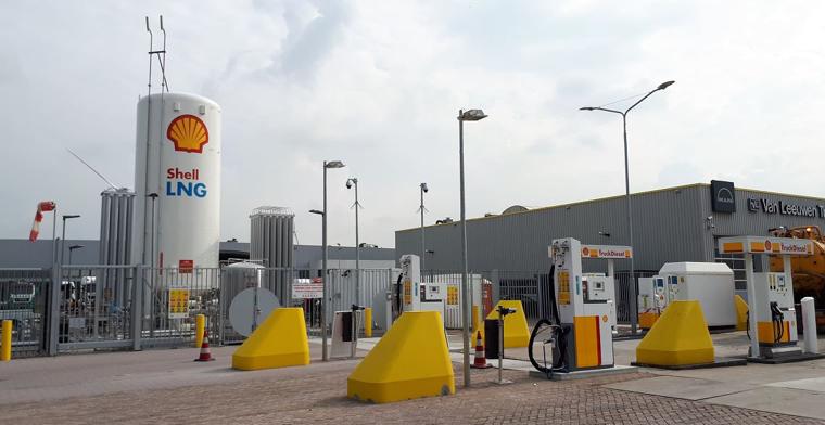 GNL : Chart et Shell inaugurent une nouvelle station aux Pays-Bas
