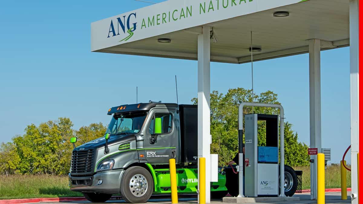 Les ventes de camions GNV en nette progression aux Etats-Unis