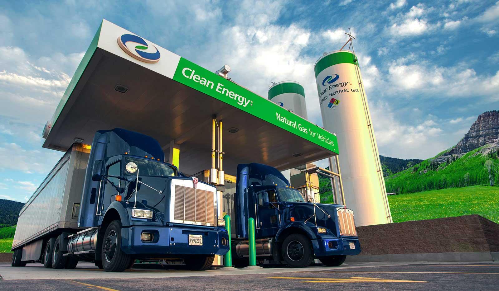 Etats-Unis : Total investit dans le spécialiste du GNV Clean Energy Fuels
