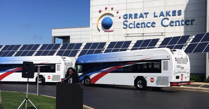 Etats-Unis : 90 bus GNV pour la ville de Cleveland