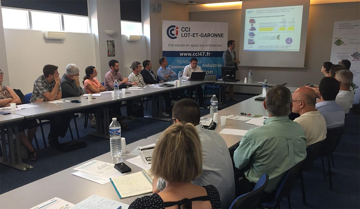 GNV : le club Moyenne Garonne et Confluent fait le point sur les déploiements en cours