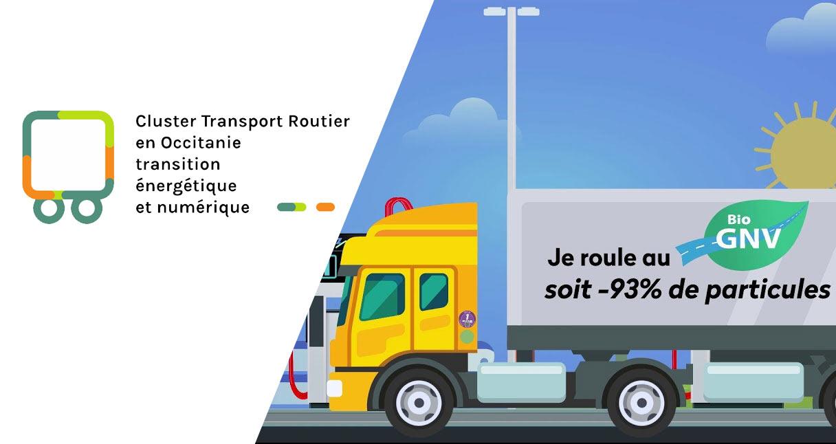 Trans Ten : un cluster pour favoriser l'émergence de stations GNV en Occitanie