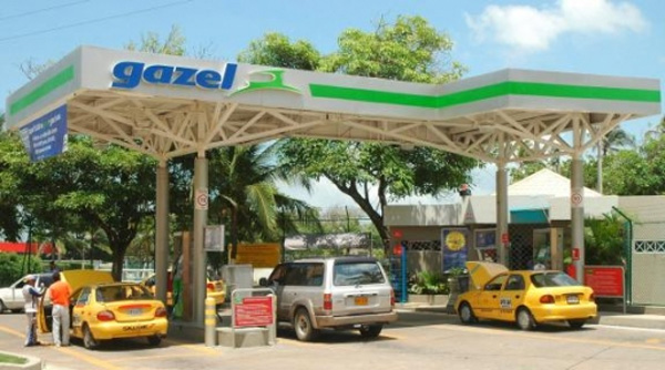 Plus de 500.000 v�hicules GNV en circulation en Colombie