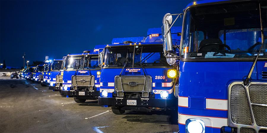 Republic Services �tend sa flotte de bennes � ordures GNV dans le Colorado