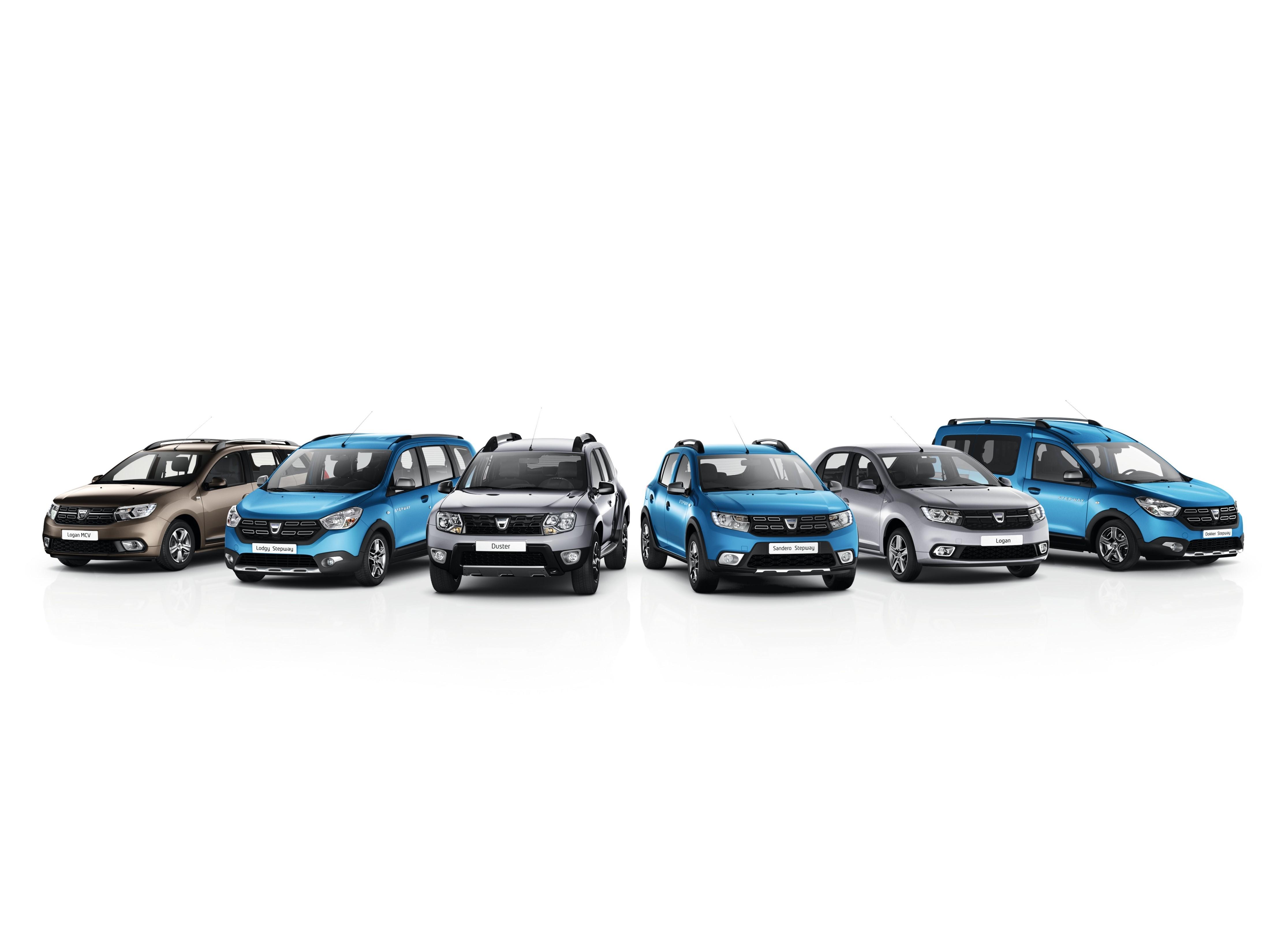Dacia passe l'intégralité de ses voitures au GPL