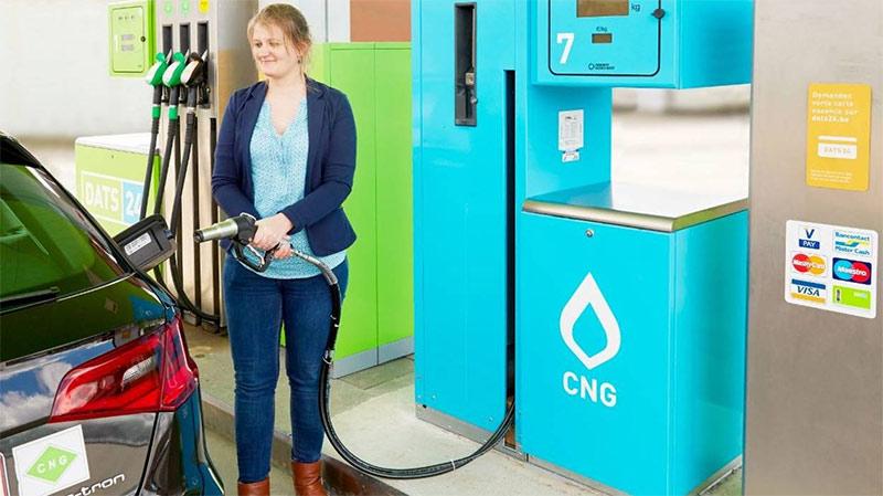Belgique : DATS 24 annonce 13 nouvelles stations GNV pour 2018