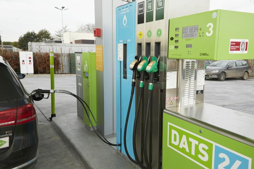 Belgique : DATS 24 prévoit 30 nouvelles stations GNV d'ici mars 2018